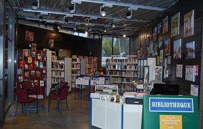 Bibliothèque de Génelard Section Adulte
